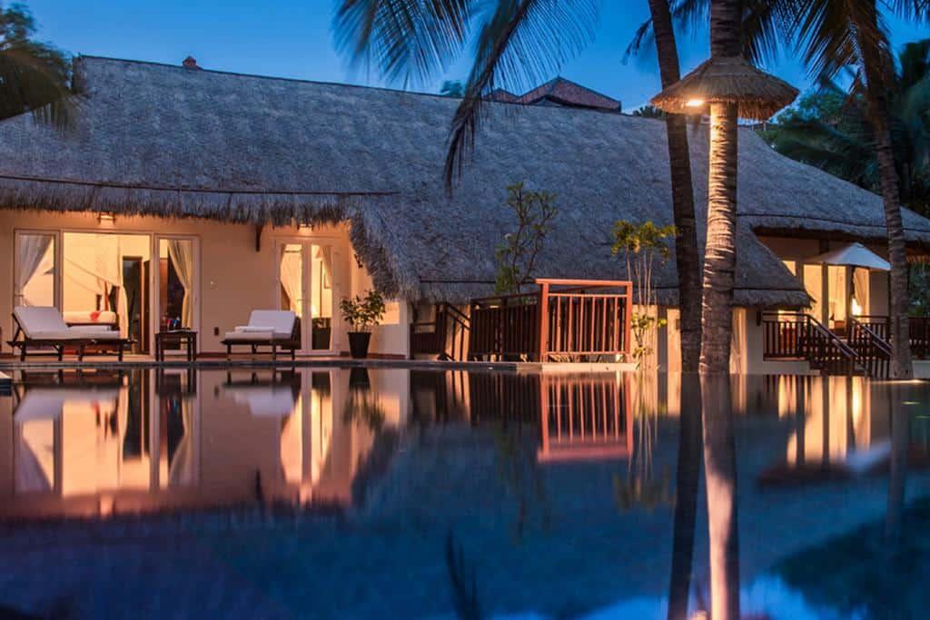 Victoria Phan Thiet Beach Resort & Spa về chiều tối