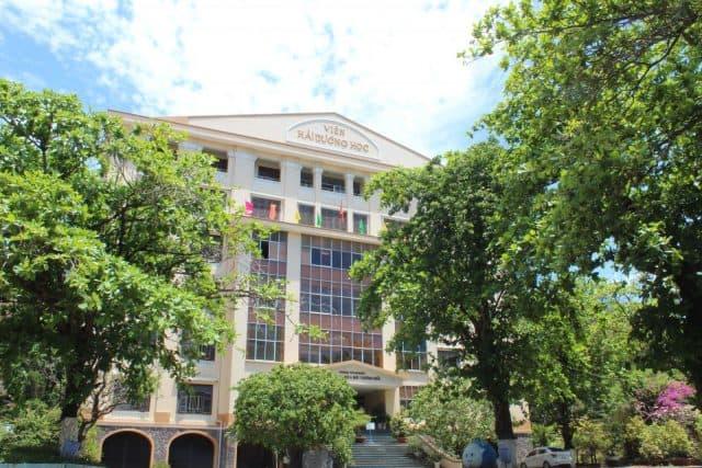 viện hải dương học nha trang ở đâu? thuộc Viện Hàn lâm và Khoa học Công nghệ Việt Nam