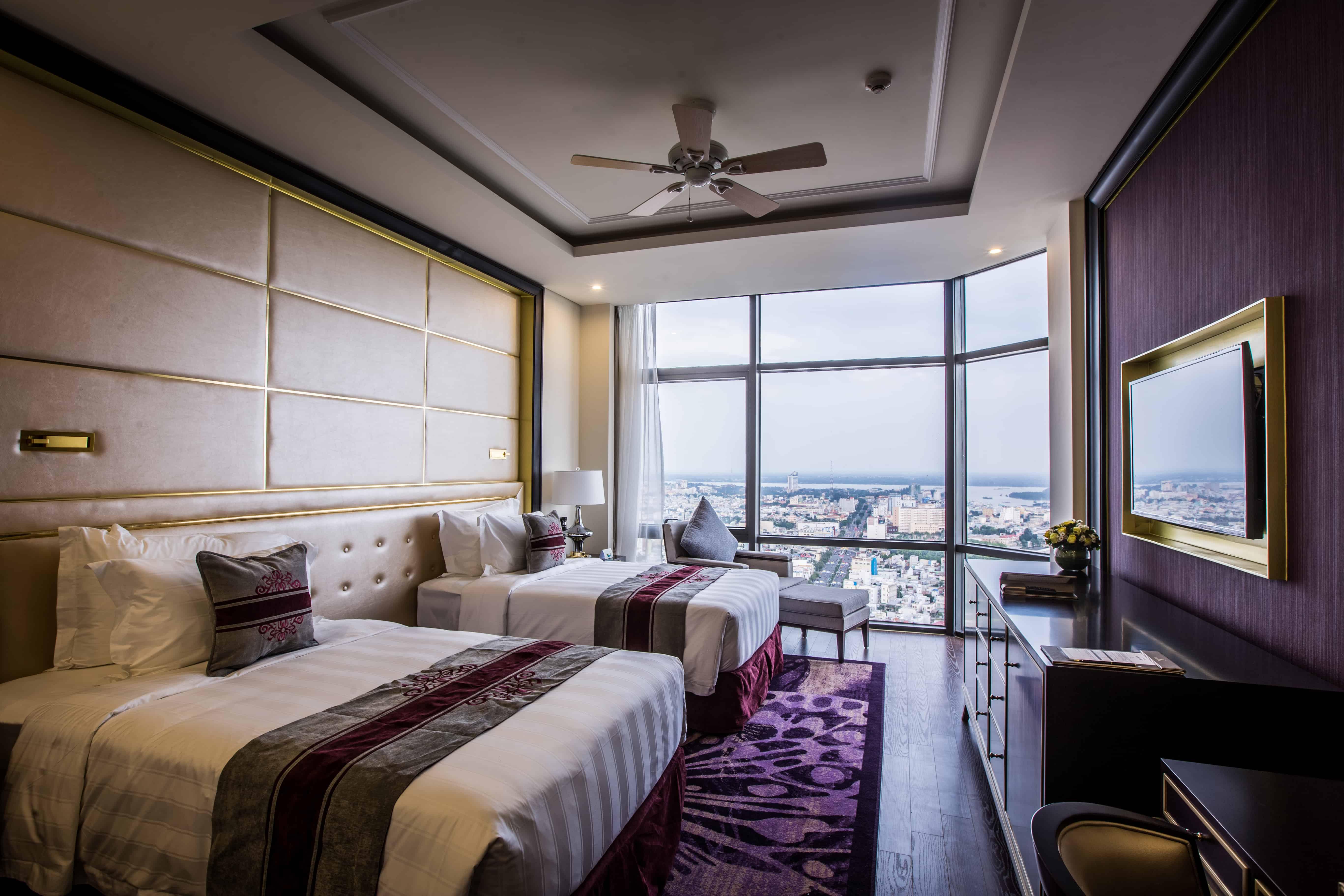 Các phòng lớn của Vinpearl Cần Thơ Hotel
