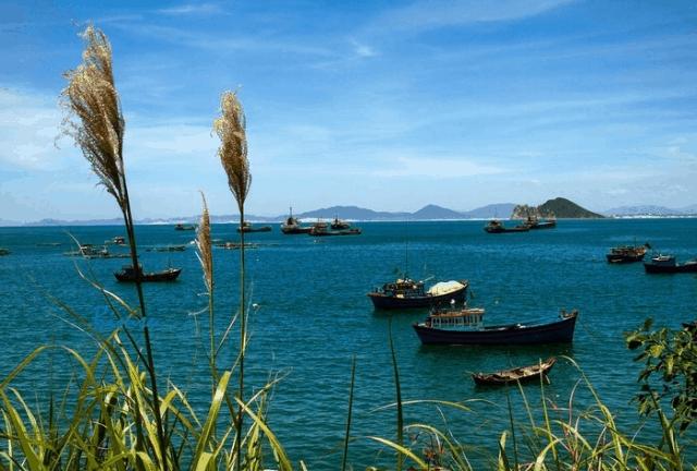 Bản đồ du lịch Phú Yên - Vũng Rô