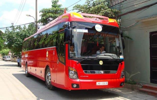 Xe  khách đi Thanh Hóa - du lịch biển Sầm Sơn