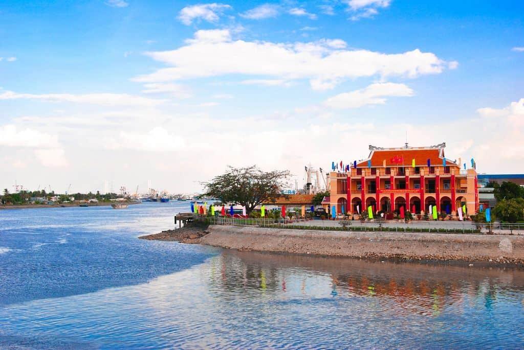 Bến Nhà Rồng - Bảo tàng Hồ Chí Minh