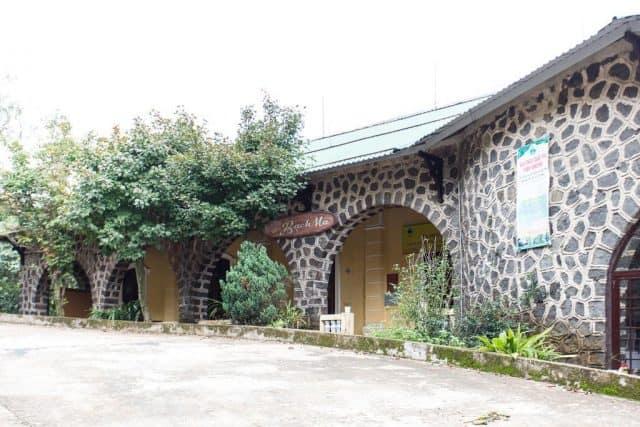 Bạch Mã Villa tại núi Bạch Mã
