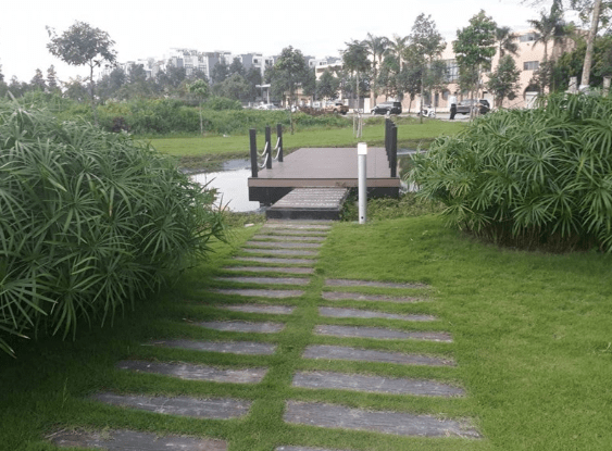 Công viên kiểu Nhật Midori Park