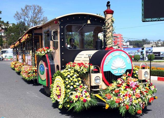 Lễ hội Festival hoa Đà Lạt