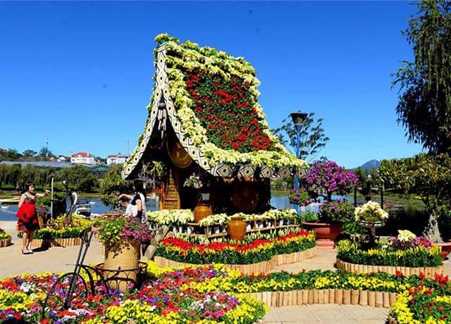 Festival hoa Đà Lạt 01