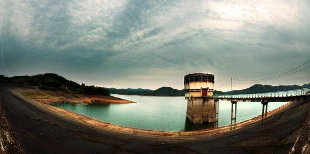 Hồ Kẻ Gỗ Hà Tĩnh 01