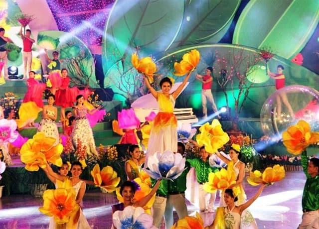 Khai mạc Lễ hội hoa Đà Lạt