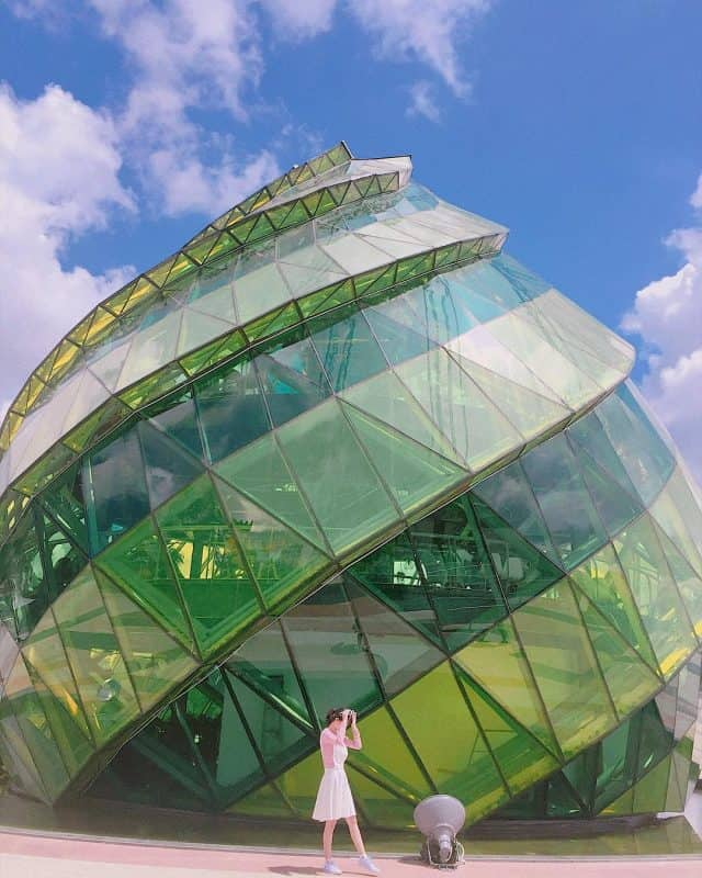 Quảng Trường Lâm Viên - địa điểm du lịch Đà Lạt 01