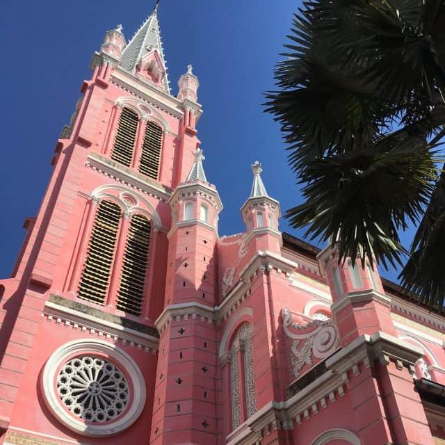 Kiến trúc Nhà thờ Tân Định