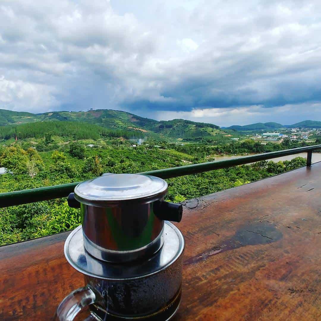 Quán cà phê Mê Linh Coffee Đà Lạt