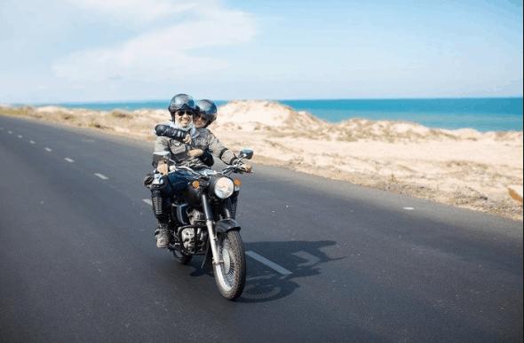 Chia sẻ kinh nghiệm phượt Vũng Tàu bằng xe máy chuẩn nhất