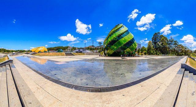 Quảng Trường Lâm Viên - địa điểm du lịch Đà Lạt