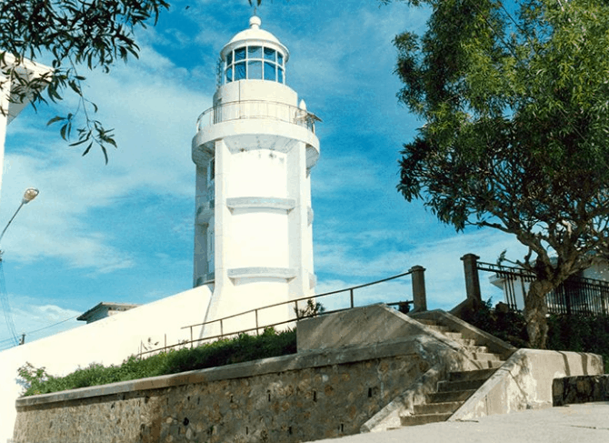 Ở hải đăng Vũng Tàu có nhiều khung cảnh đẹp cho bạn checkin