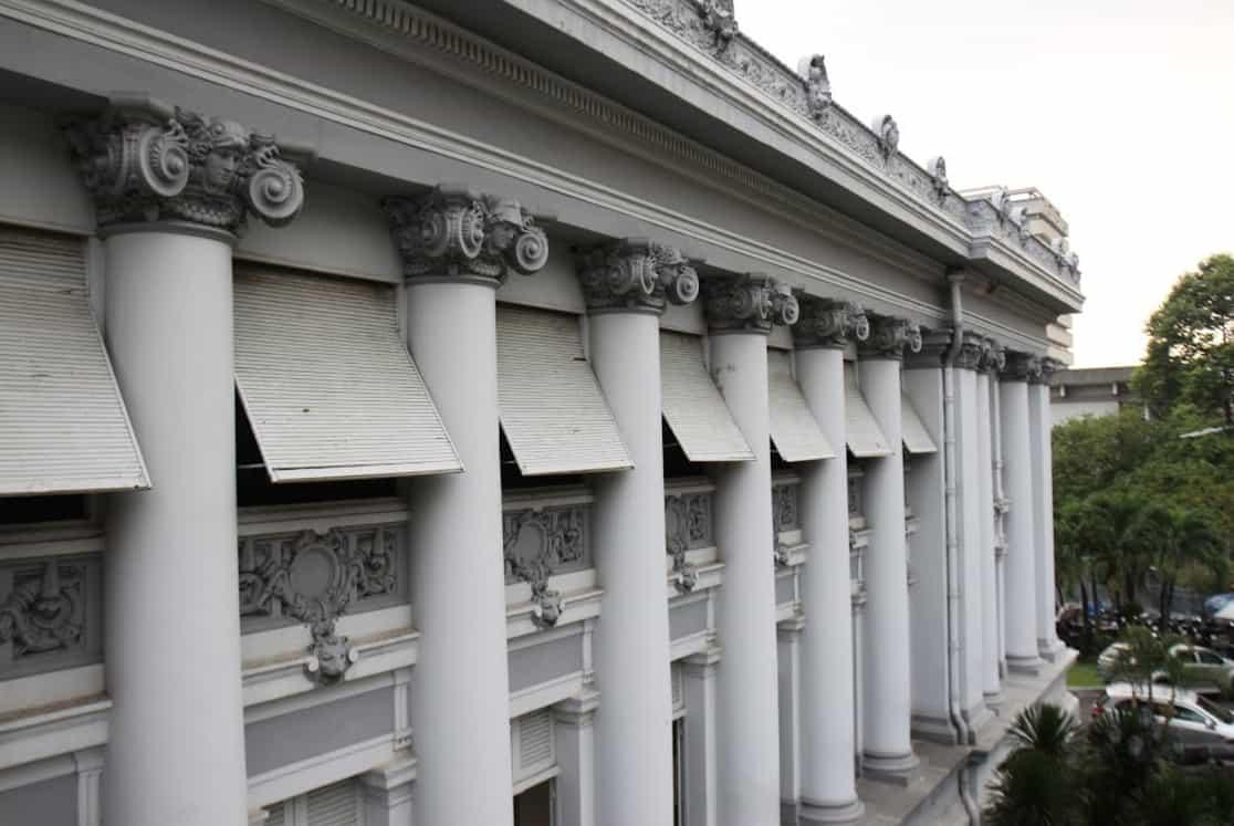 Kiến trúc độc đáo của bảo tàng