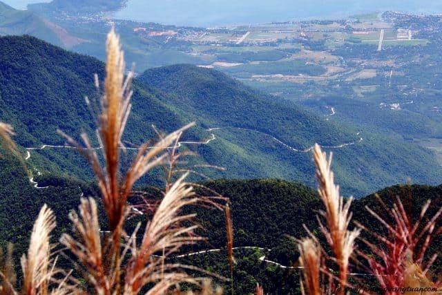 Du lịch núi Bạch Mã