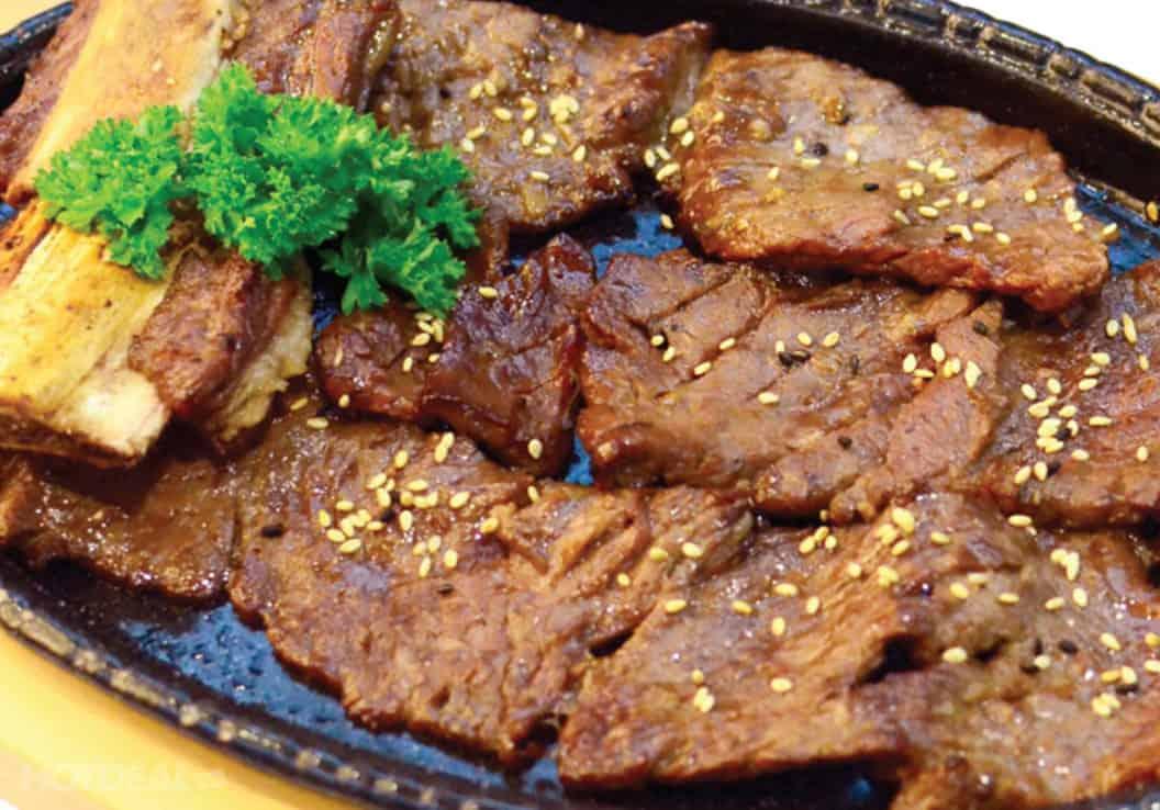 Nhà hàng Hàn Quốc Yeije