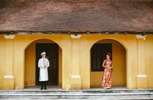 Cung An Định - địa điểm chụp ảnh cưới tại Huế 02