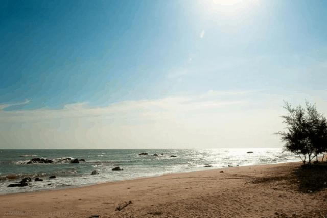 Biển Hồ Tràm - Vũng Tàu
