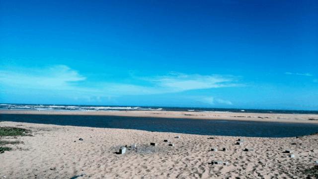 Bãi biển suối ồ Vũng Tàu