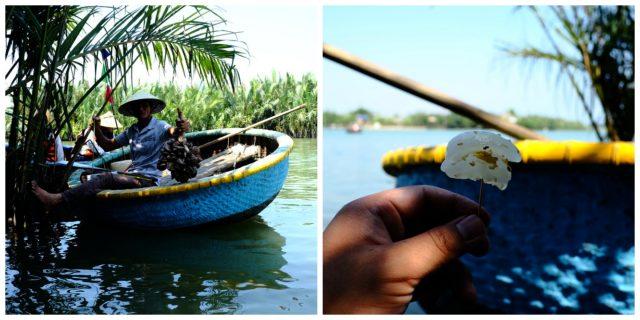 Món dừa nước thơm ngọt bùi bùi (Ảnh: ST).