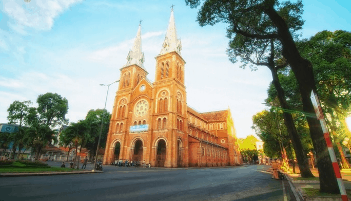 Du lịch Sài Gòn (Ảnh ST)