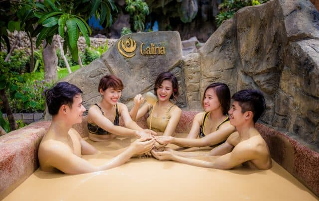 Khu tắm bùn Galina Đà Nẵng 02