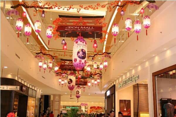 Trung thu ở AEON Mall