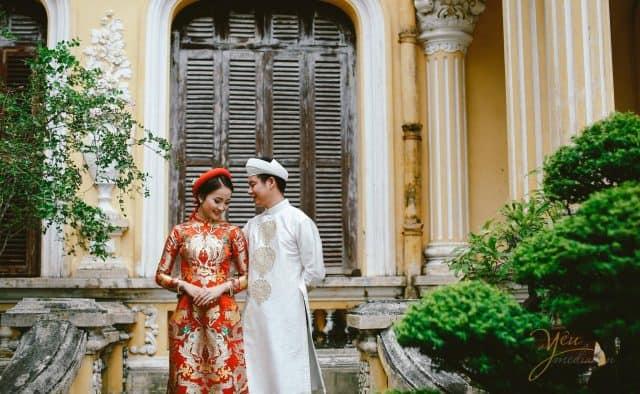 Cung An Định - địa điểm chụp ảnh cưới tại Huế 01