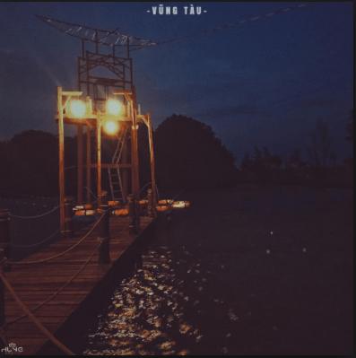 Biển Vũng Tàu về đêm