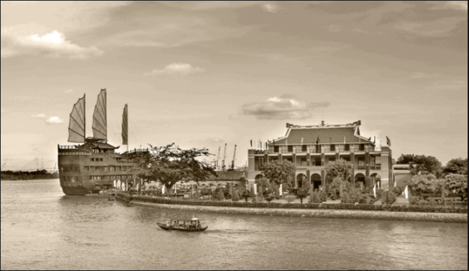 bến cảng Nhà Rồng