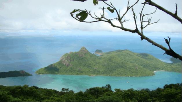 Hòn Bà - Côn Đảo - Vũng Tàu