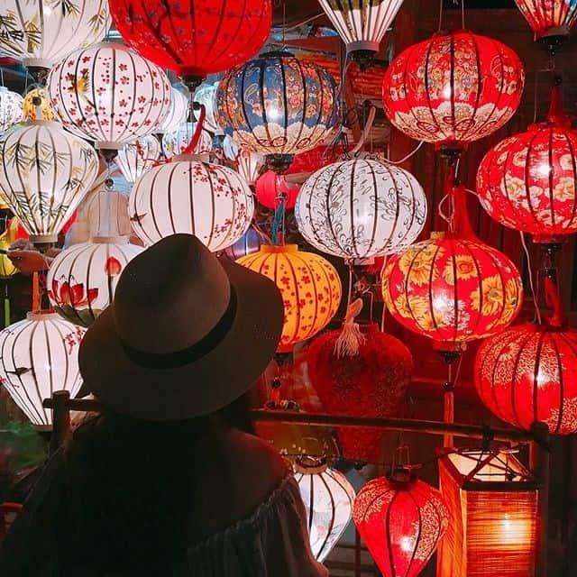 Các loại đèn Lồng truyền thống hay hiện đại