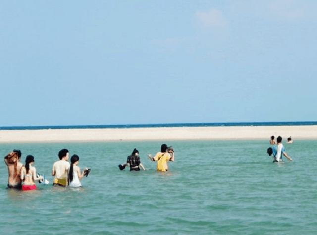 bãi tắm thủy tiên, một trong các bãi tắm đẹp ở Vũng Tàu