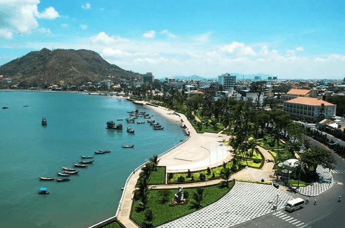 Bãi Trước - Một trong những địa điểm đẹp ở Vũng Tàu (ảnh sưu tầm)