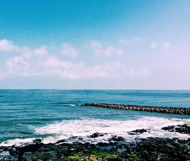 Thiên nhiên ở biển Cửa Tùng