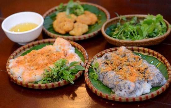 Bánh cuốn - món ăn đặc sản Thanh Hóa