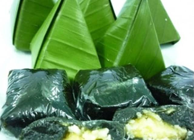 Bánh ít lá gai Quảng Trị