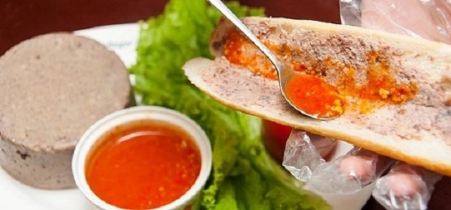 Bánh mì que Đà Nẵng