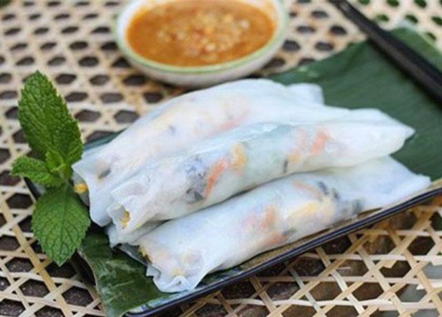 Đặc sản Quảng Trị - Bánh ướt Phương Lang