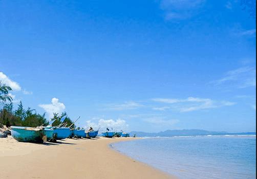 biển gần sài gòn có bãi biển Long Hải tuyệt đẹp