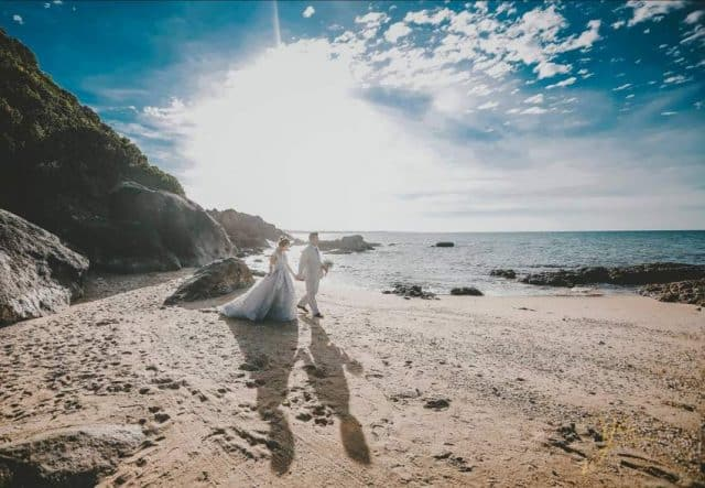 Biển Vinh Hiền - địa điểm chụp ảnh cưới tại Huế