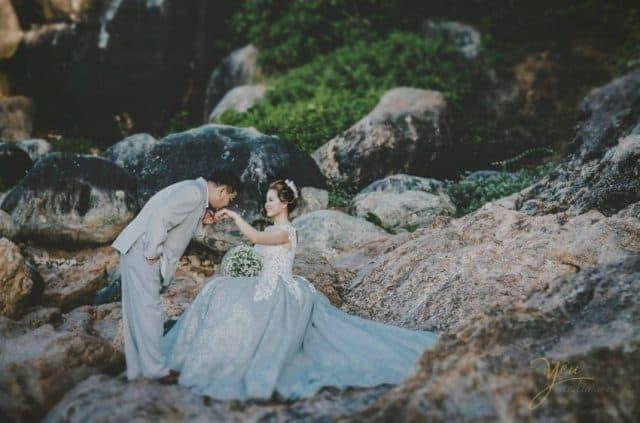 Biển Vinh Hiền - địa điểm chụp ảnh cưới tại Huế 01