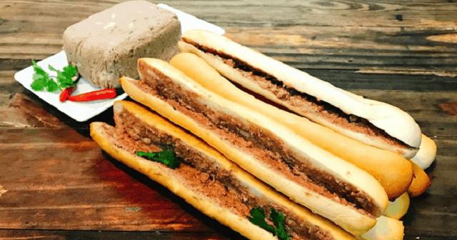 Bánh mì que Đà Nẵng 01