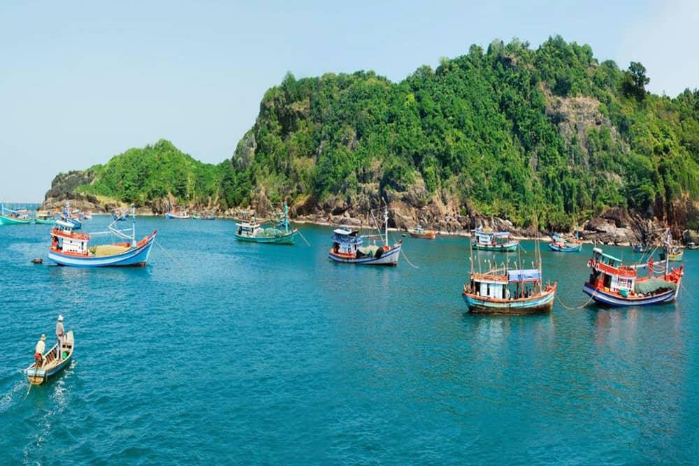 Một trong những hòn đảo đẹp nhất miền Nam