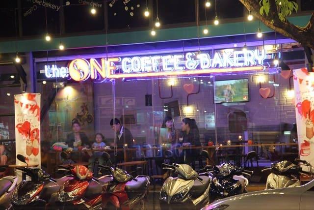 Địa điểm vui chơi ở Hà Nội - The One Coffee & Bakery