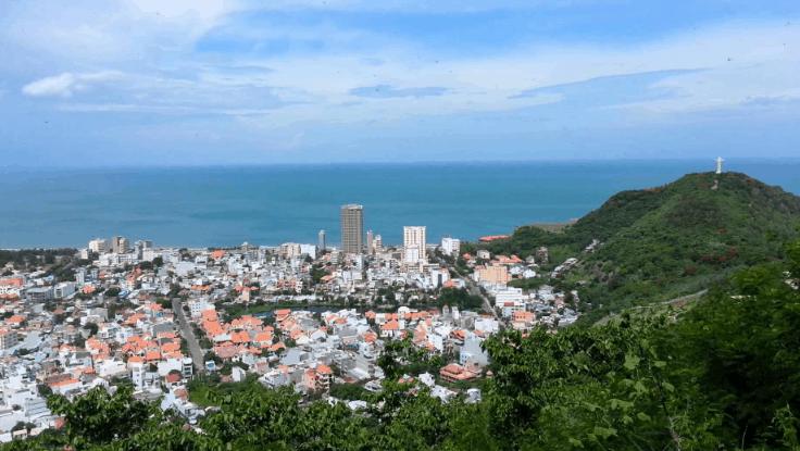 Du lịch núi Nhỏ ở Vũng Tàu (ảnh ST)