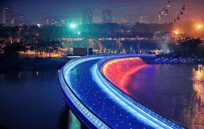 Cầu Ánh Sao (ảnh ST)