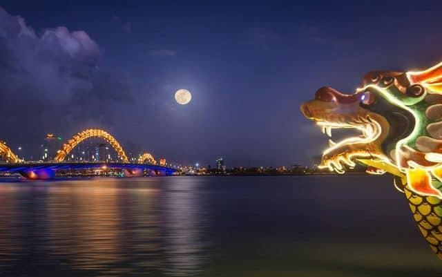 Địa điểm trung thu Đà Nẵng - những cây cầu