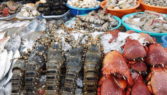 Chợ Xóm lưới - nơi mua hải sản lý tưởng cho chuyến du lịch Vũng Tàu 2 ngay 1 đêm (ảnh sưu tầm)